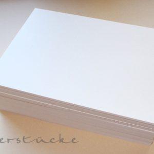 Cardstock, basic